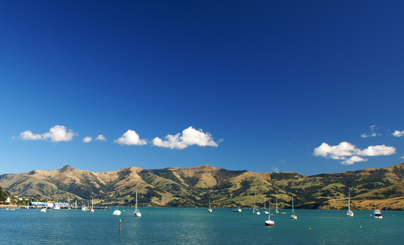 MikeCrudge.com Akaroa, New Zealand