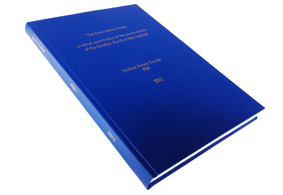 Thesis Of Phd